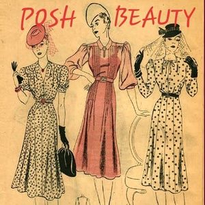 WE ALL HAVE POSH BEAUTY